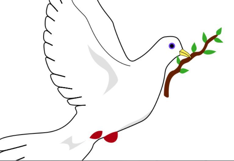 la prensa de la paz: