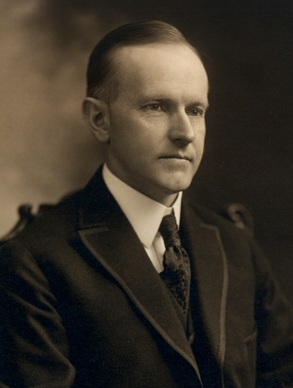 BLACK PRESIDENTS CALVIN COOLIDGE 30th P of The US