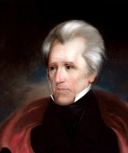 BLACK PRESIDENTS OF THE US - ANDREW JACKSON