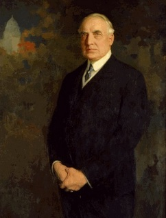 WARREN HARDING 29th President of The US