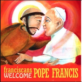 FRAILES FRANCISCANOS CAPUCHINOS y SS POPE FRANCISCO