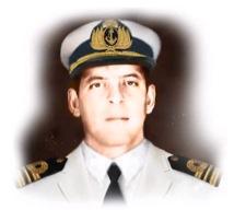 CAPITAN DE FRAGATA de Infanteria de Marina PEDRO EDGARDO GIACHINO