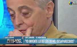 """LUIS LABRAGNA """"CABALLERO DE LA GUERRA"""" - Ex Combatiente Montonero)"""