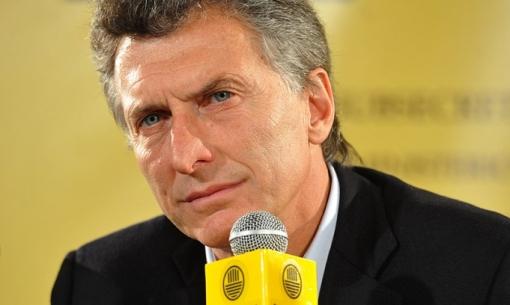 MAURICIO MACRI CANDIDATO A PRESIDENTE DE LA REPUBLICA ARGENTINA